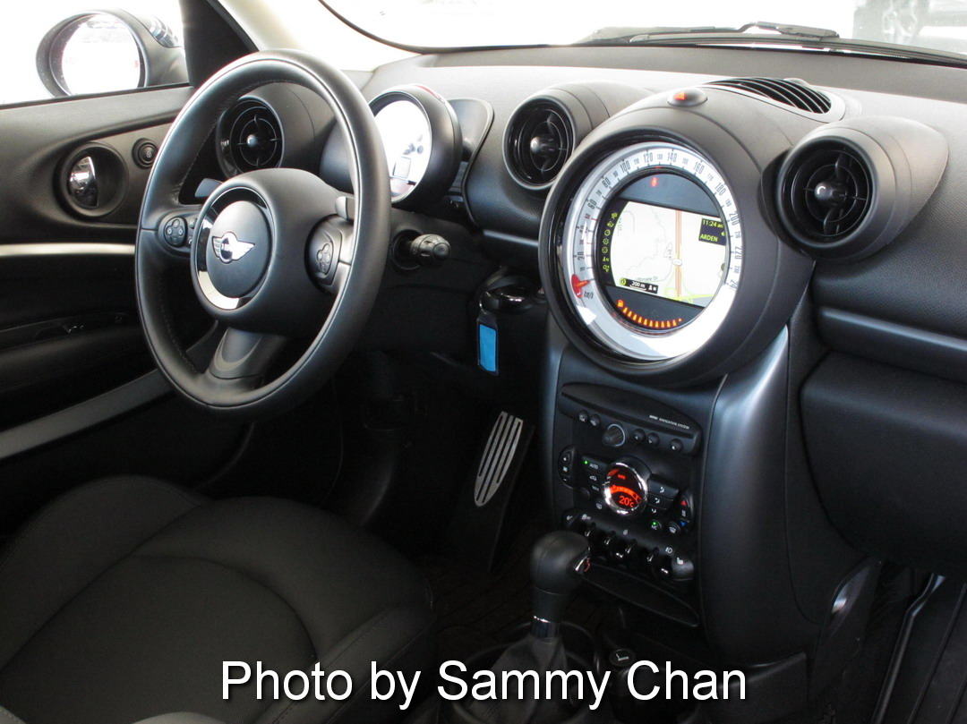 2013 Mini Cooper S Paceman All4 Review Cars Photos Test Drives