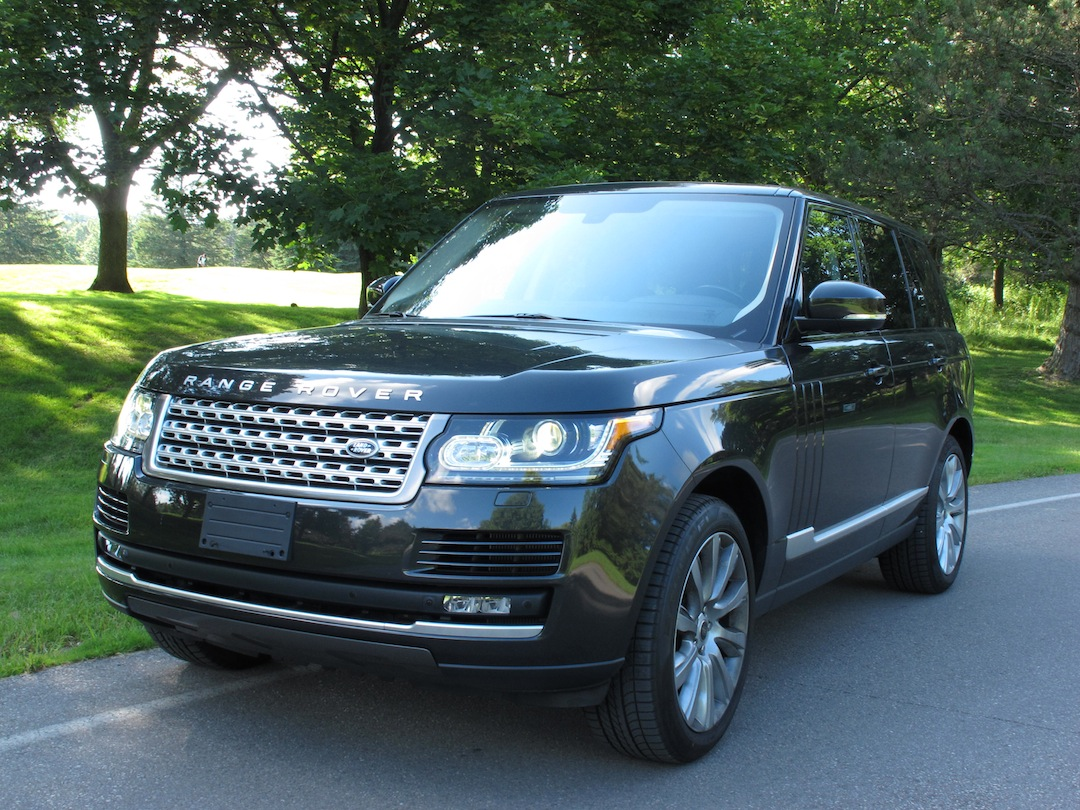 2013 range rover v8 supercharged review cars photos test drives and reviews canadian auto. Black Bedroom Furniture Sets. Home Design Ideas