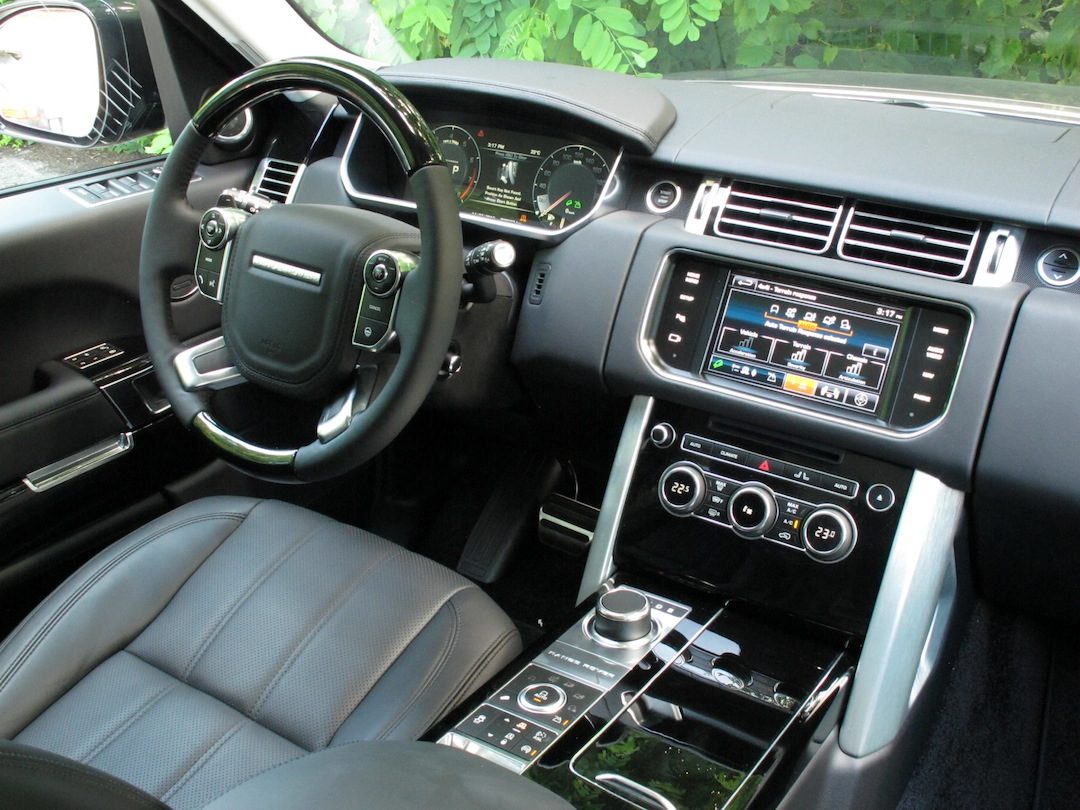 2013 Range Rover V8 Supercharged Review - Cars, Photos ...