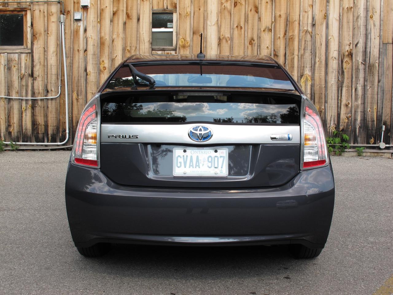 2013 Toyota Prius Plugin Hybrid Review Cars Photos