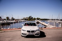 2014 BMW 228i front view