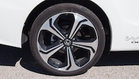 2014 Honda Civic Si Coupe 18 inch wheels continental