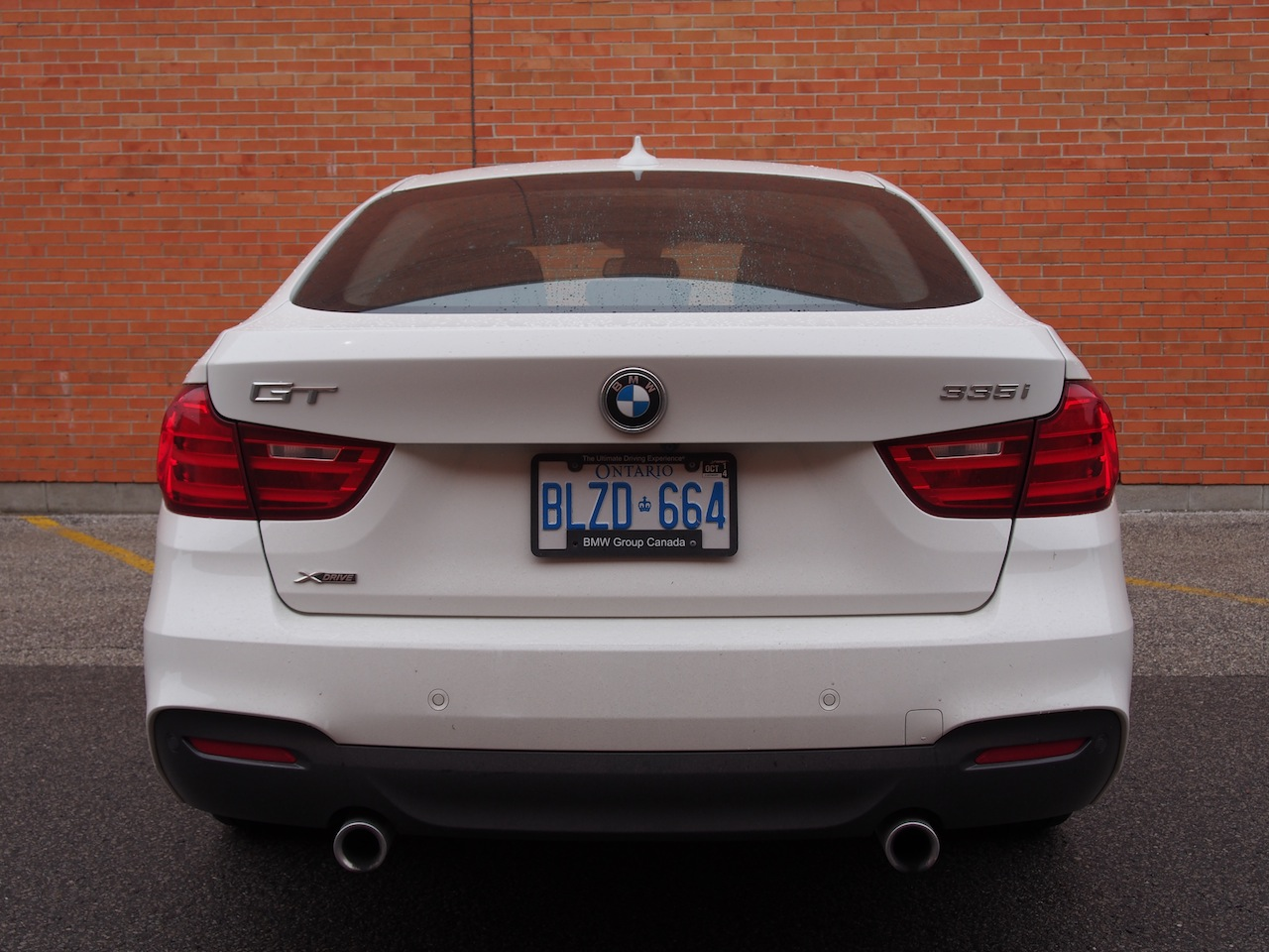 2014 Bmw 335i Gt Xdrive Review Cars Photos Test Drives