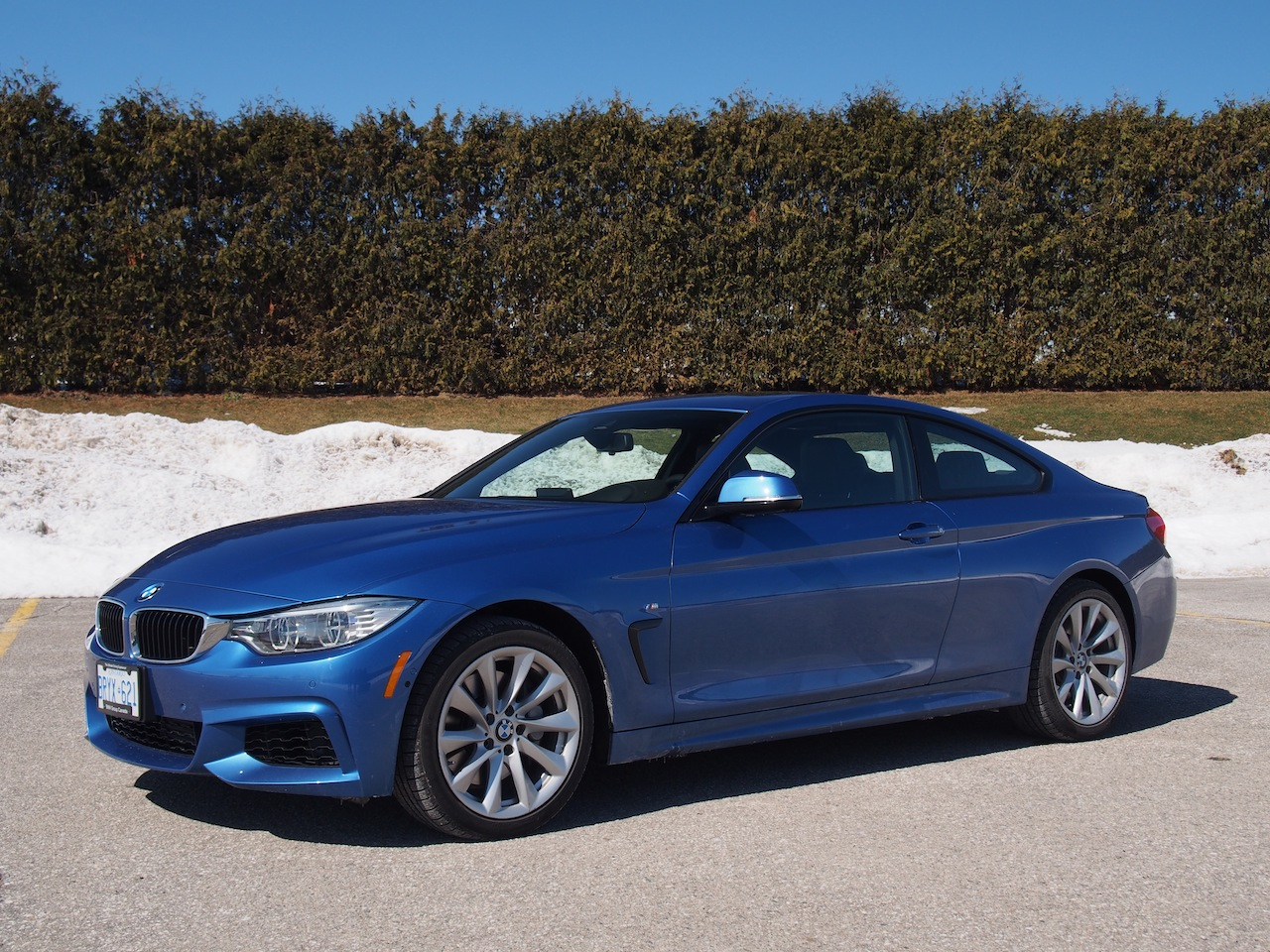 BMW I XDrive Review Cars Photos Test Drives And - Bmw 435i gran coupe xdrive