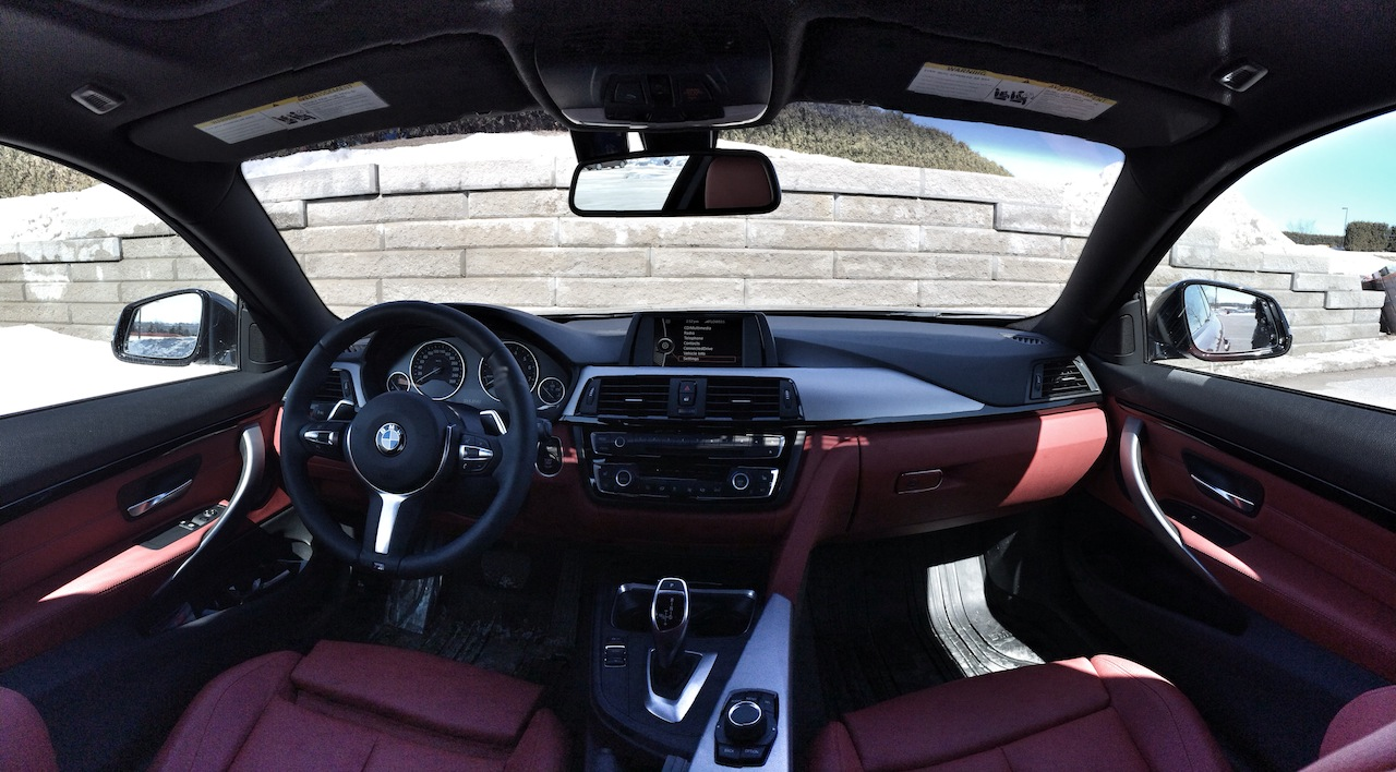 BMW I XDrive Review Cars Photos Test Drives And - 2014 bmw 3 series interior