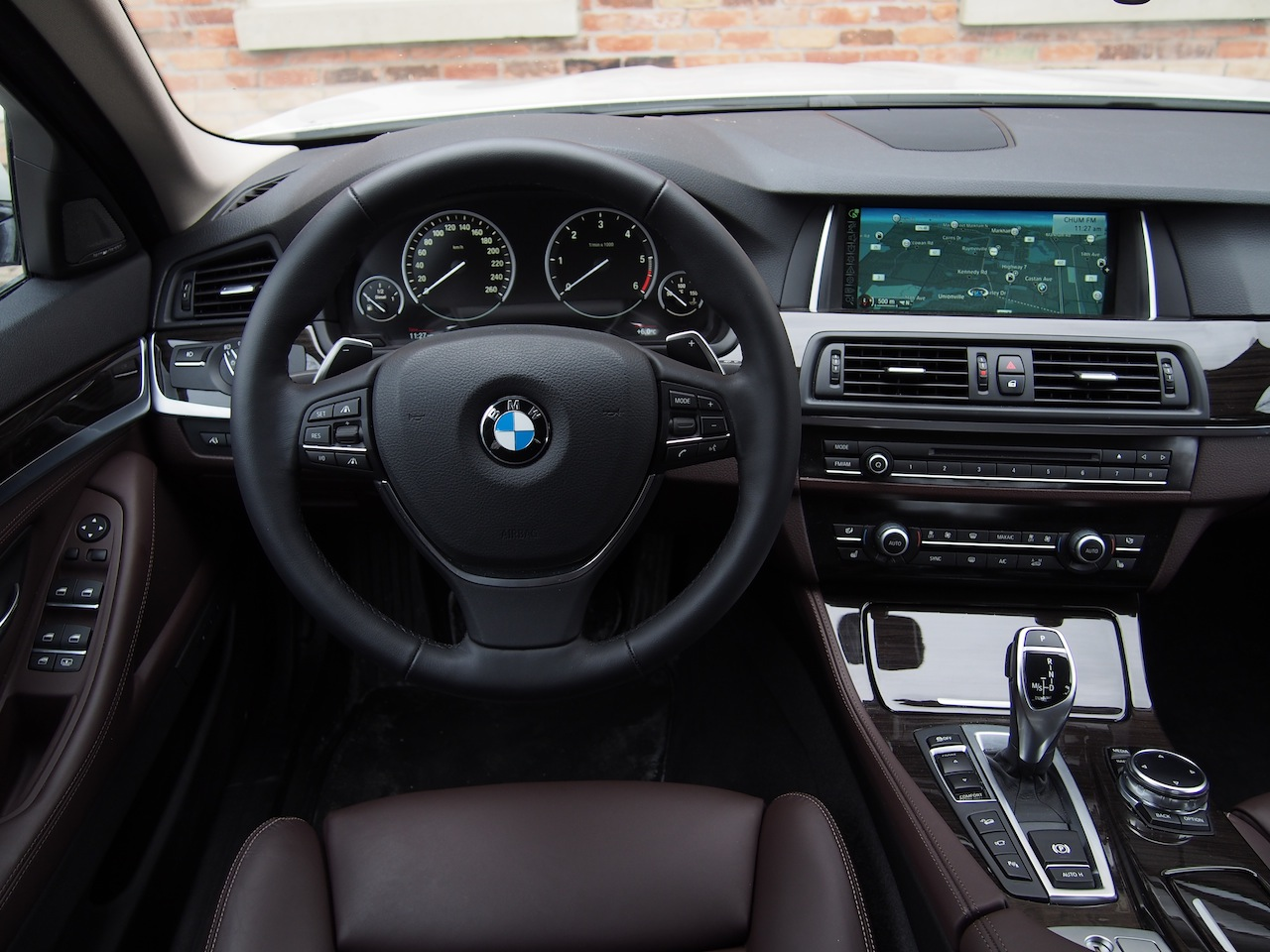 2014 Bmw 535d Xdrive Review Cars Photos Test Drives