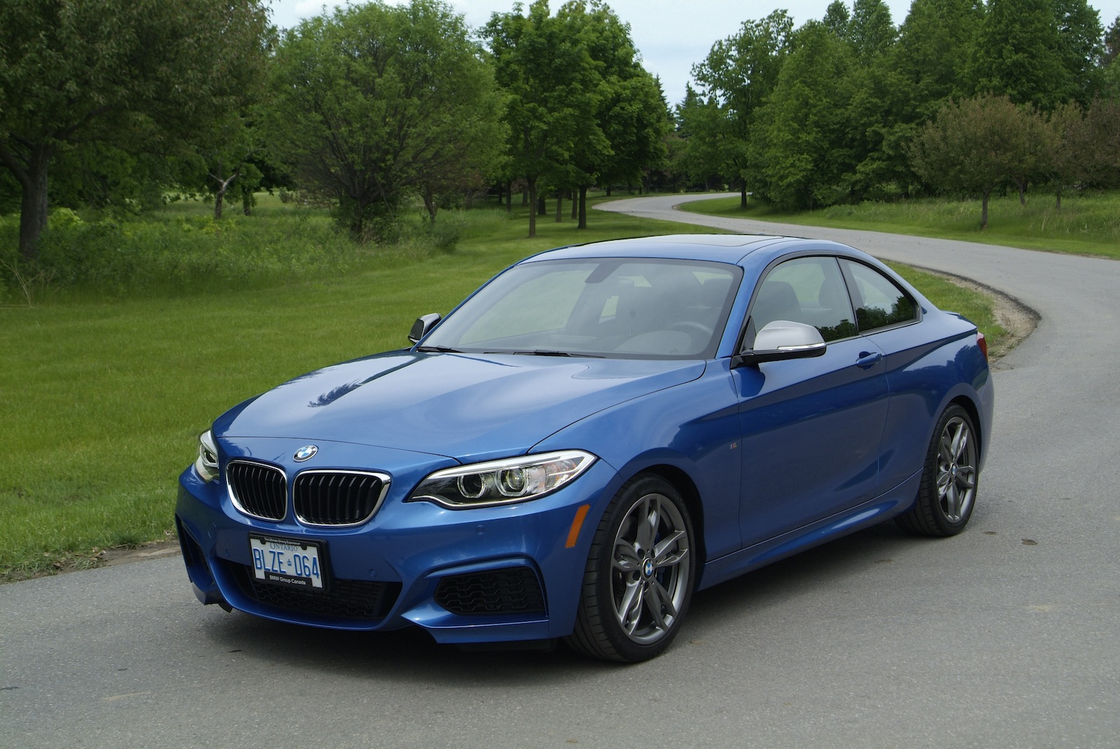 BMW Mi Review Cars Photos Test Drives And Reviews - 2014 bmw m235i