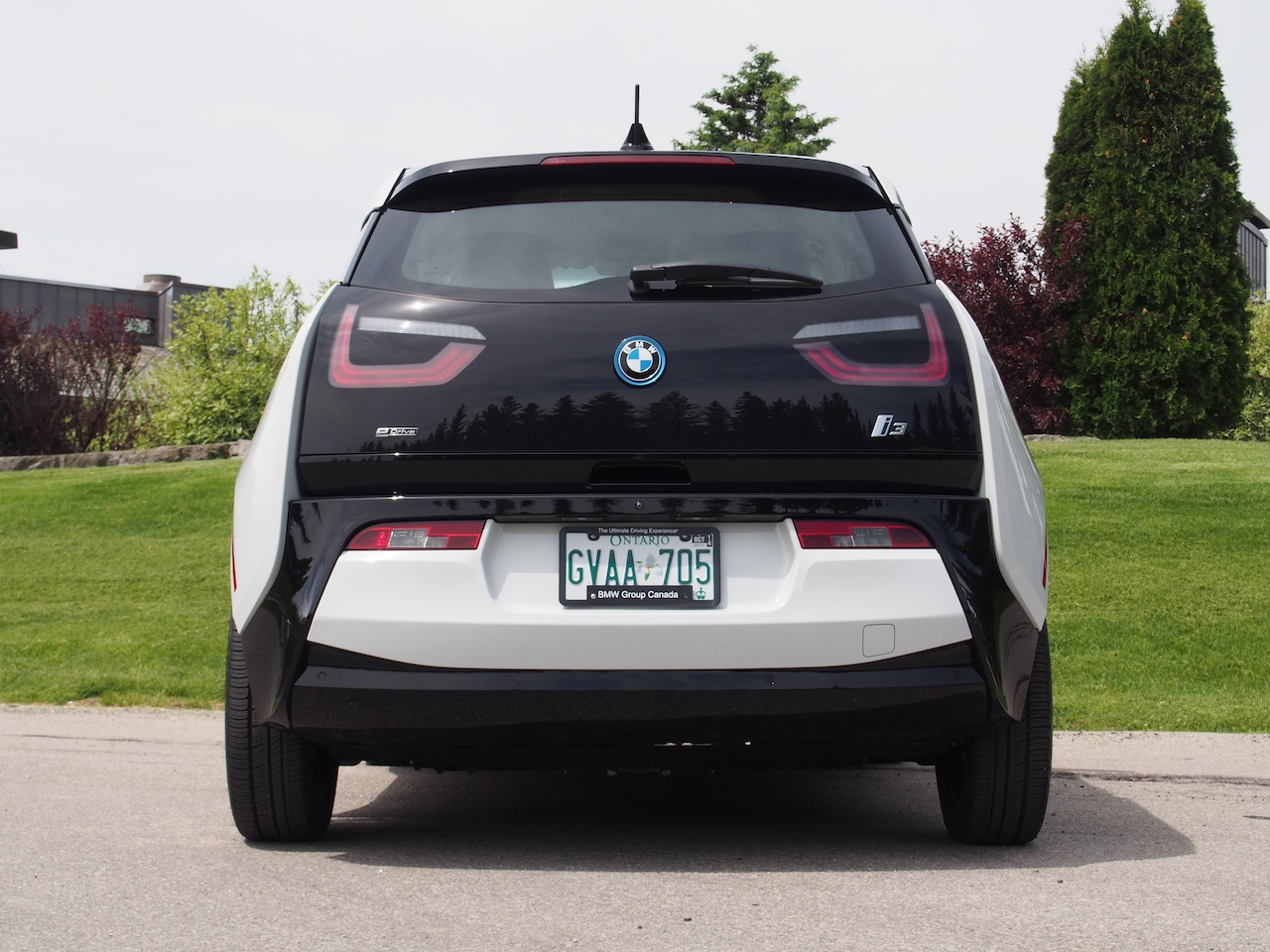 2014 Bmw I3 First Drive Cars Photos Test Drives And