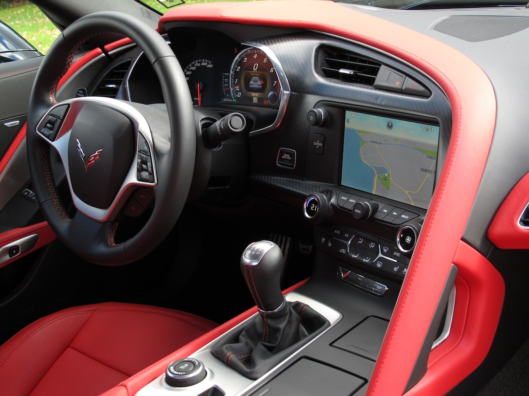 2014 Chevrolet Corvette C7 Stingray Photo Gallery Cars