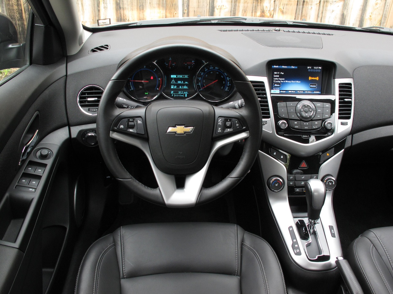 2014 雪佛蘭 Chevrolet Cruze Diesel Review Cars Photos Test Drives And Reviews Canadian Auto