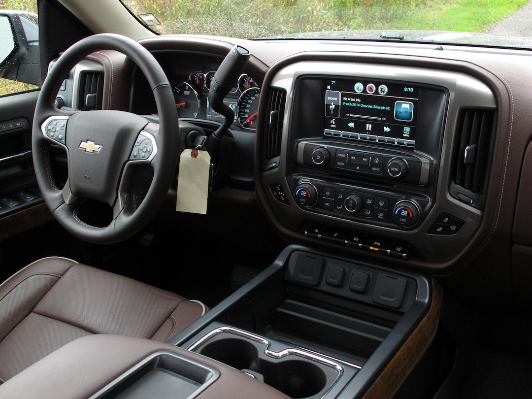 2014 Chevrolet Silverado Cars Photos Test Drives And Reviews Canadian Auto Review