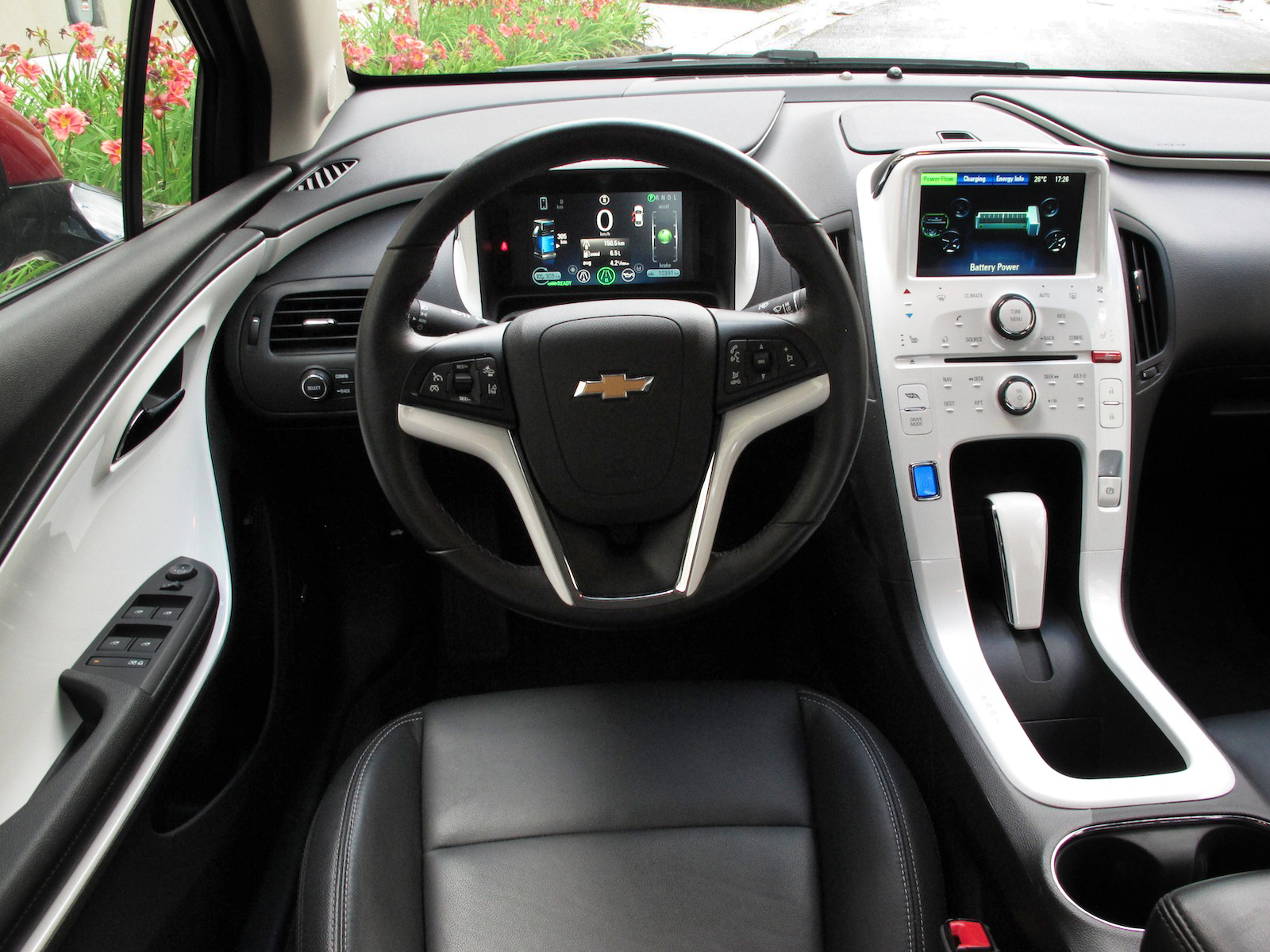 2014 雪佛蘭 Chevrolet Volt Review Cars Photos Test Drives