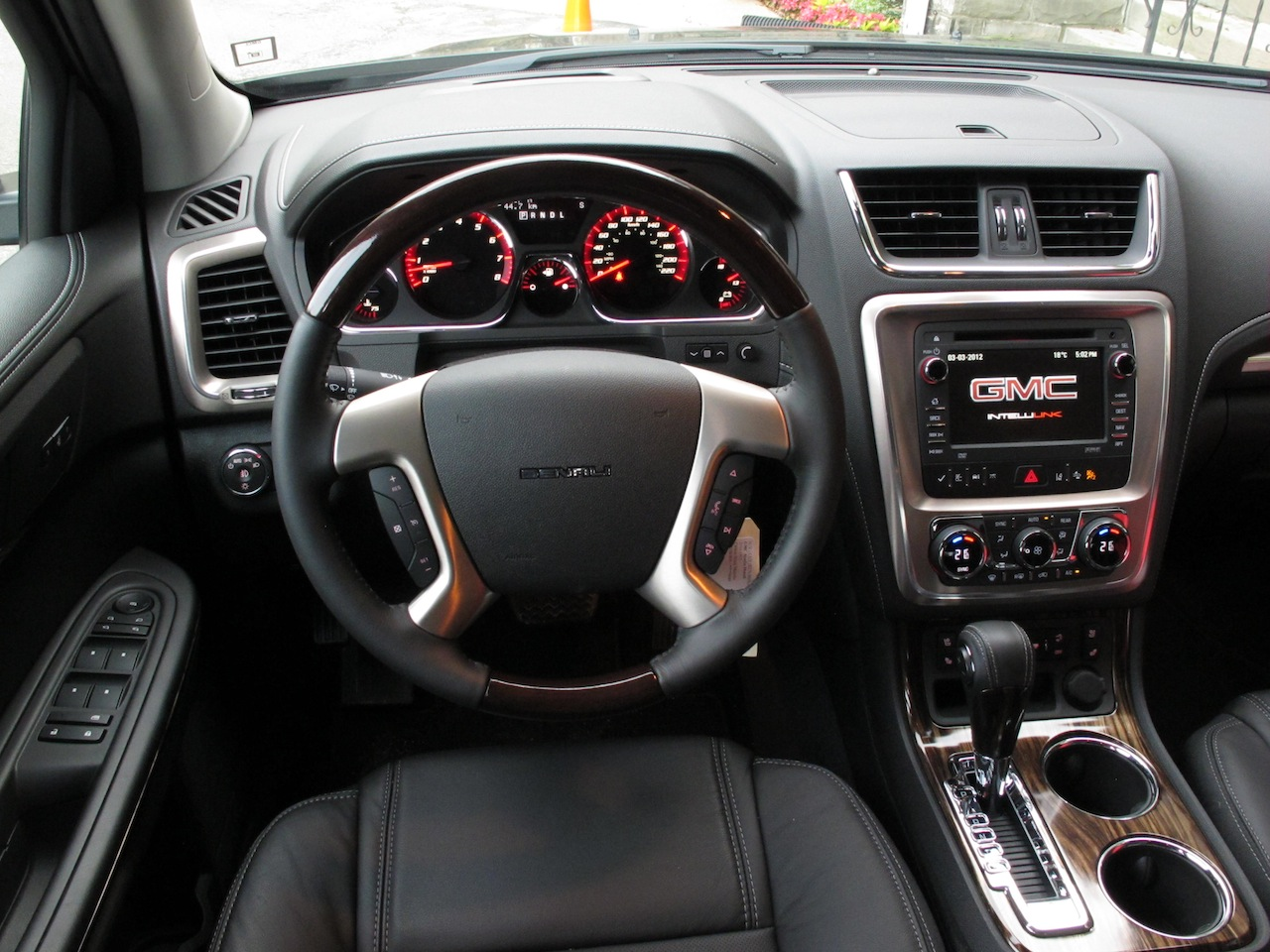 2014 Gmc Acadia Denali Cars Photos Test Drives And Reviews Canadian Auto Review