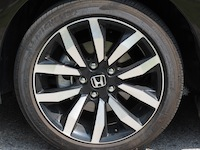 2014 Honda Civic Sedan Touring wheels rims