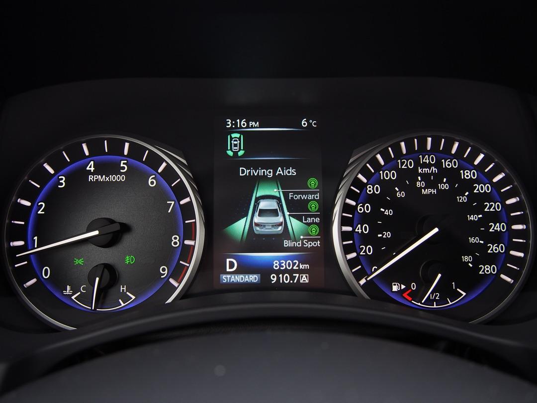 2014 Infiniti Q50 Awd Review Cars Photos Test Drives
