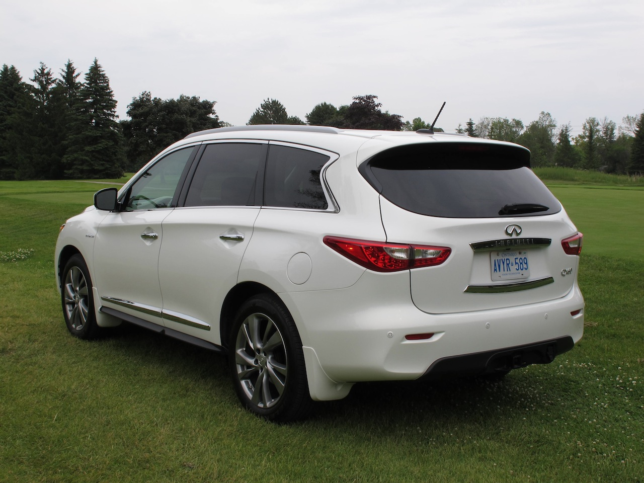 2014 Infiniti Qx60 Hybrid Awd2014 Awd I By Fuse Box Chinese Review Cars Photos