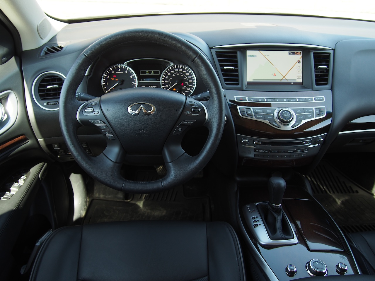 2014 Infiniti Qx60 Hybrid Review Cars Photos Test Drives And Reviews Canadian Auto Review