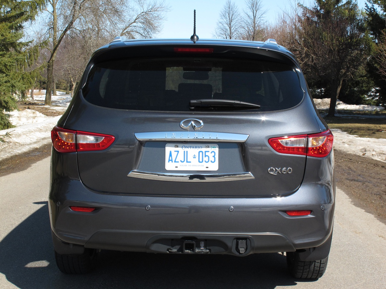 2014 Infiniti Qx60 Hybrid Review Cars Photos Test