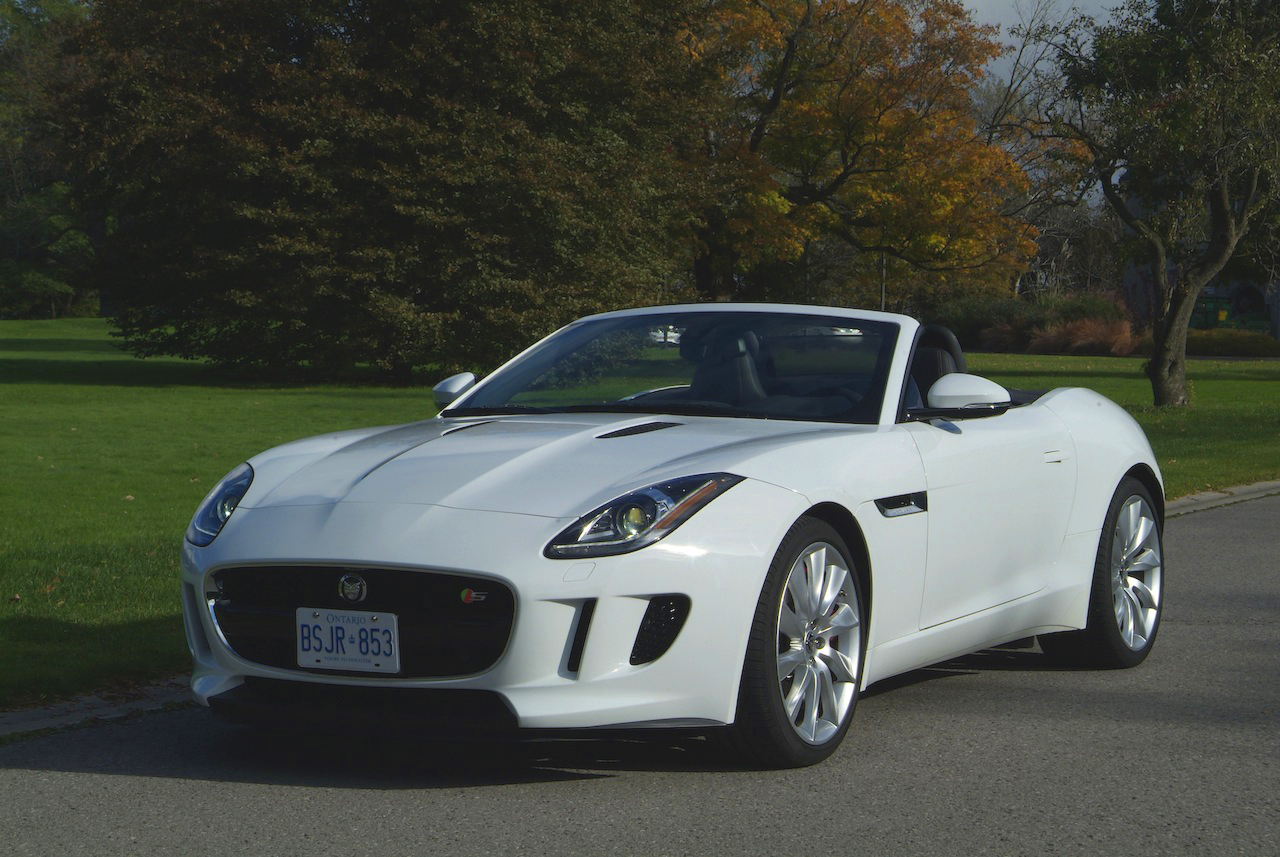 jaguar f type convertible white. Black Bedroom Furniture Sets. Home Design Ideas