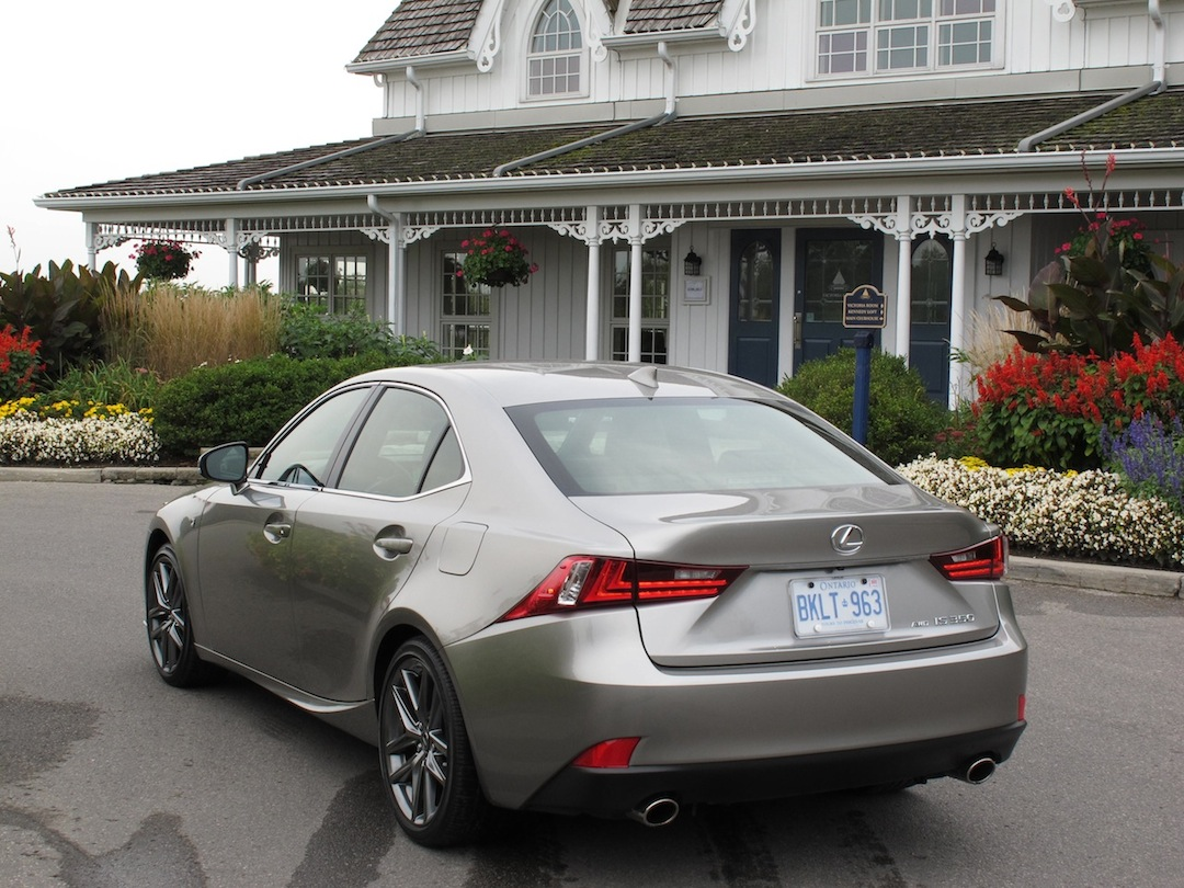 2014 Lexus IS350 F-Sport AWD Review - Cars, Photos, Test ...