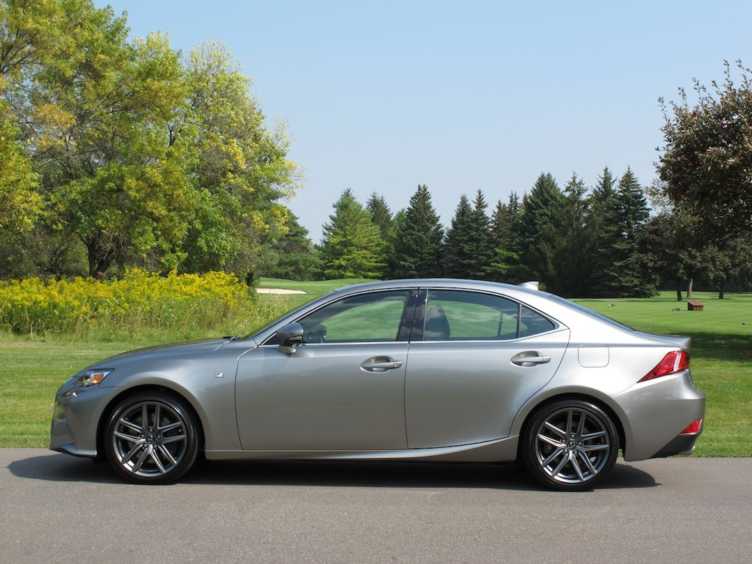 2014 Lexus IS350 F Sport AWD Review Cars s Test