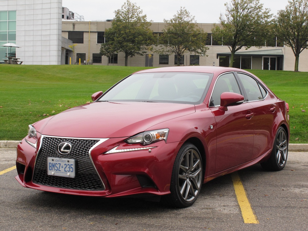 2014 lexus is350 f sport rwd photo gallery cars photos test drives and reviews canadian. Black Bedroom Furniture Sets. Home Design Ideas