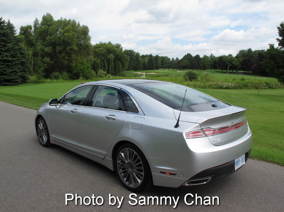 lincoln watch mkz review awd youtube