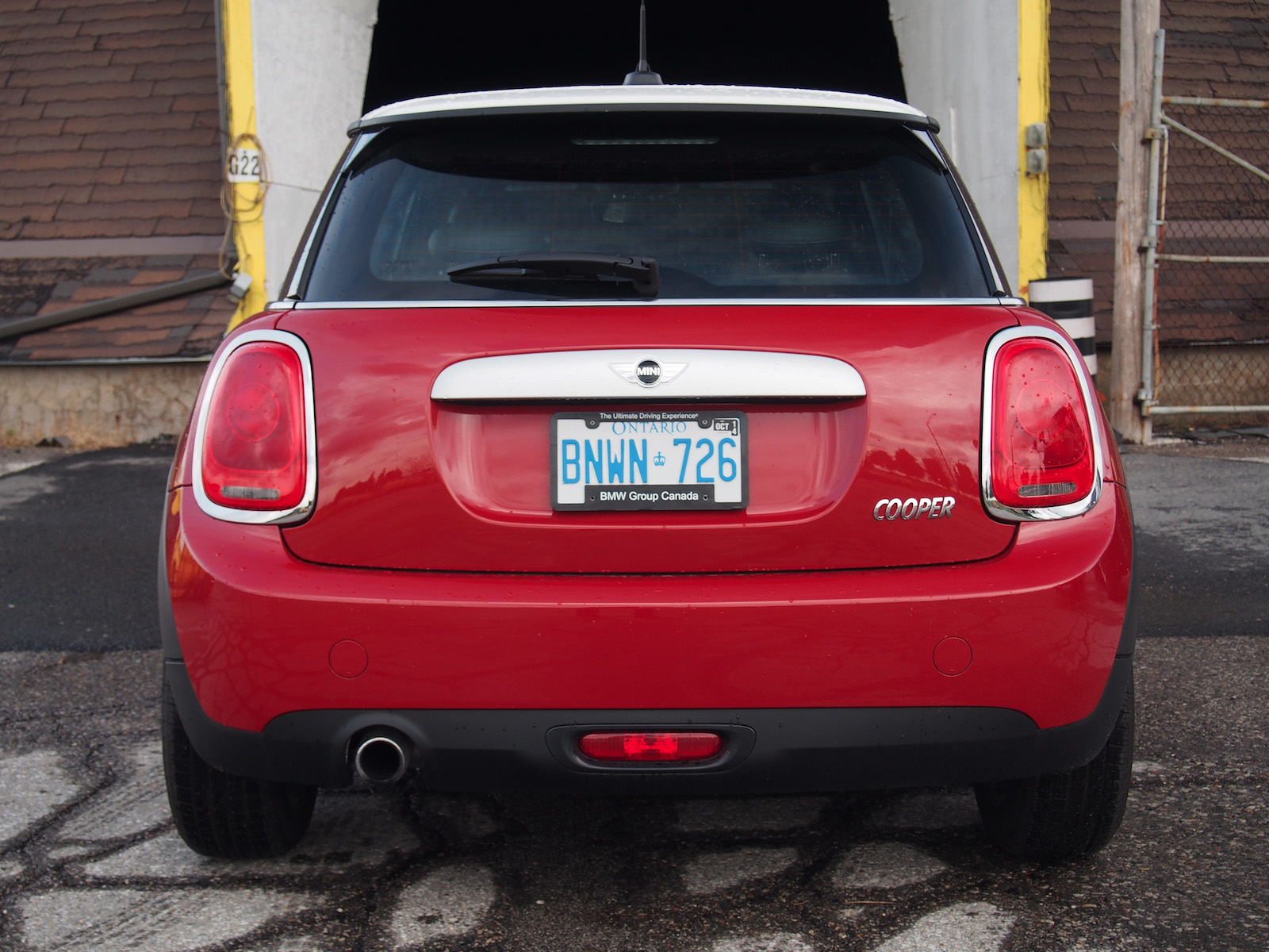 2014 Mini Cooper Hatchback Review Cars Photos Test Drives And