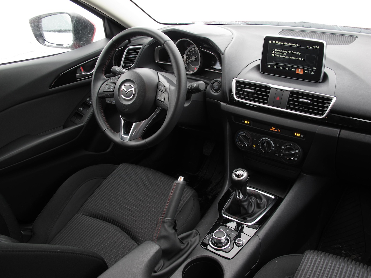 2014 mazda3 sport gs photo gallery - cars, photos, test drives