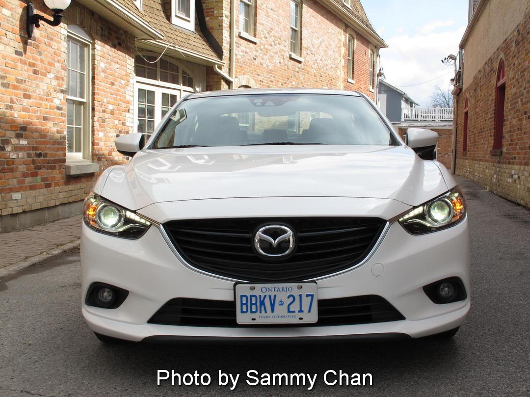 2014 萬事得 Mazda6 GT Review - Cars, Photos, Test Drives, and Reviews   Canadian Auto Review
