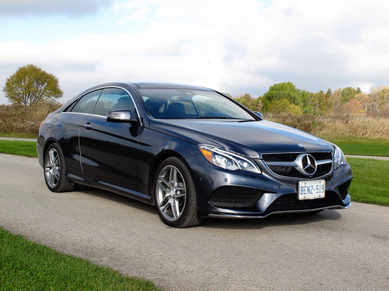 2014 mercedes benz e350 coupe photos cars photos test drives and reviews canadian auto review. Black Bedroom Furniture Sets. Home Design Ideas