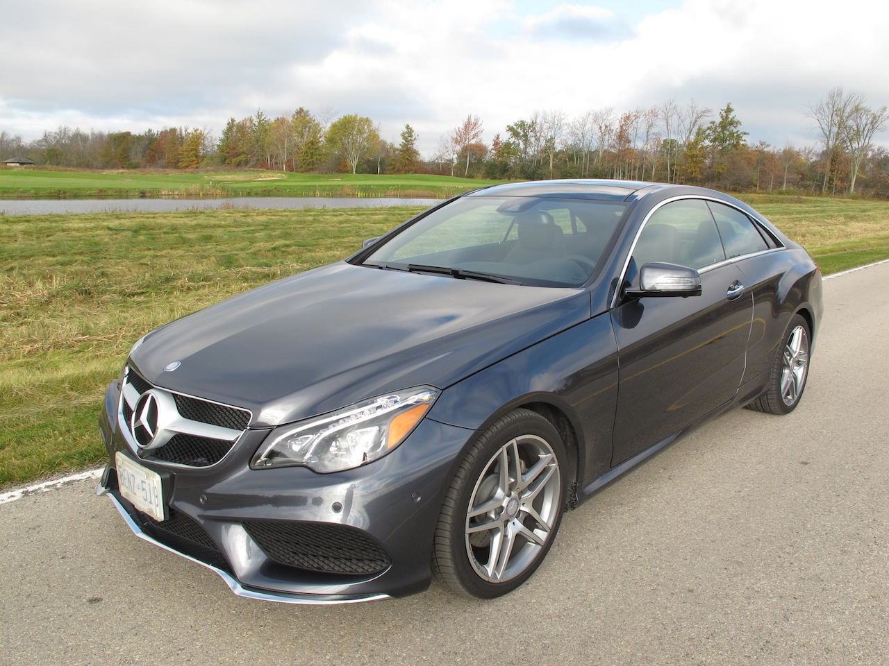 2014 Mercedes E350 Coupe 0 60