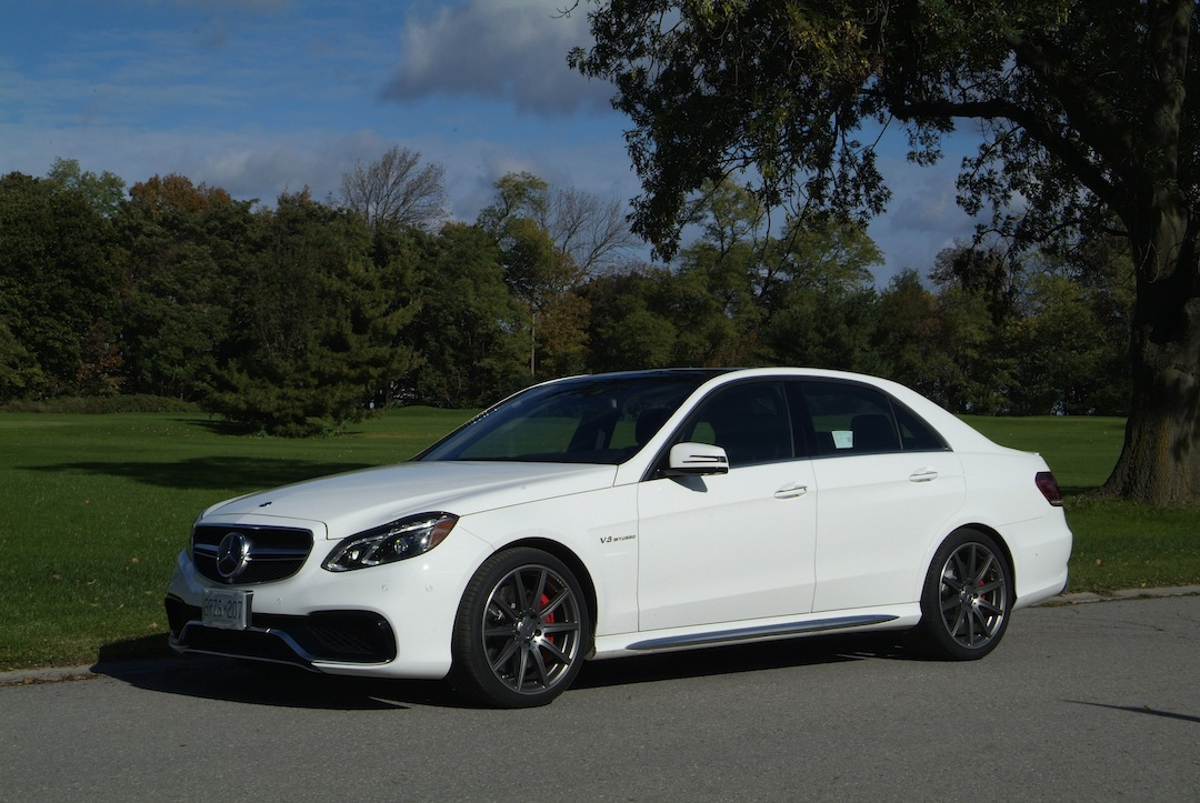 Does it work? Mercedes-AMG E63 Ss drift mode tested | CAR