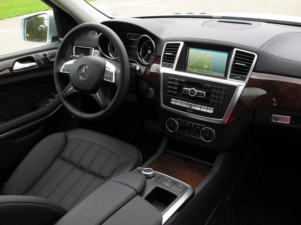 2014 Mercedes-Benz GL350 Bluetec Photo Gallery - Cars ...