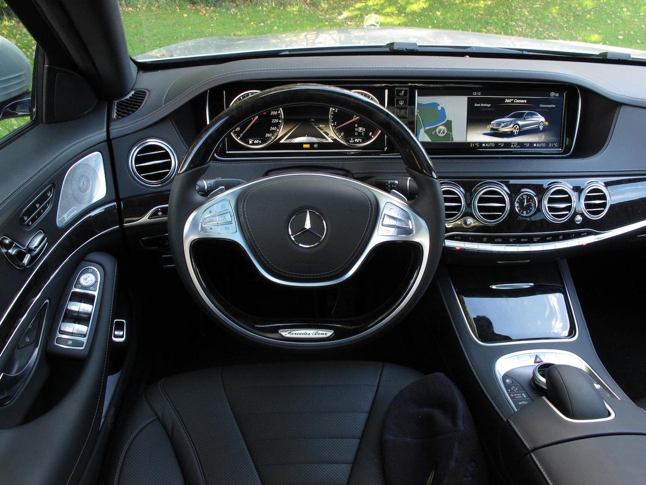 2014 mercedesbenz s550 photo gallery cars photos test
