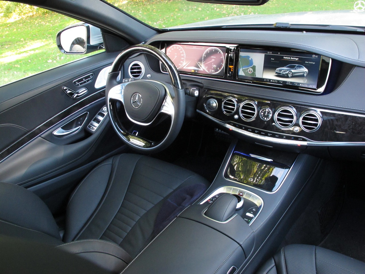 2014 mercedes benz s550 photo gallery cars photos test drives and reviews canadian auto. Black Bedroom Furniture Sets. Home Design Ideas