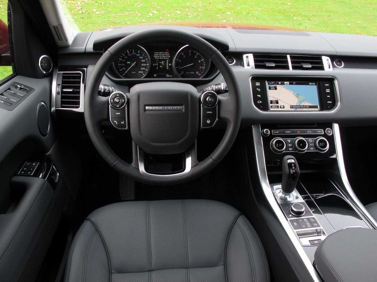 Range Rover Sport 2014 Bmw X5 2014 Autos Weblog