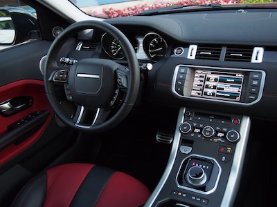 Range Rover Lr4 >> 2014 Range Rover Evoque 5-Door Review - Cars, Photos, Test ...