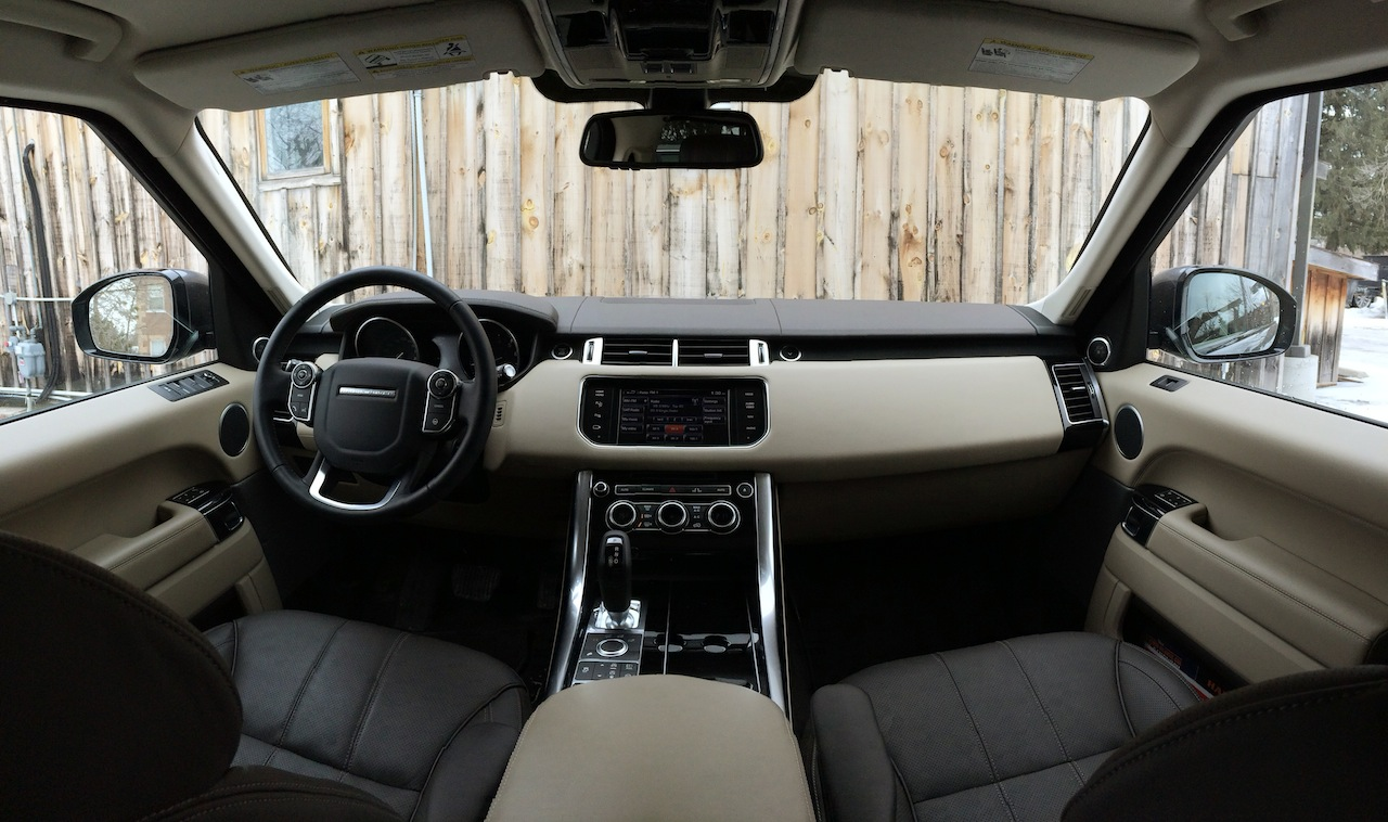 Capsule Review 2014 Range Rover Sport The Truth About Cars Autos Post