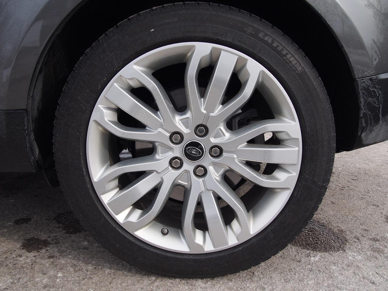 2014 Range Rover Wheels 2014 Range Rover Sport