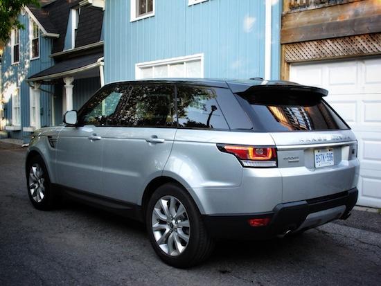 2014 Range Rover Sport V8 Review Cars Photos Test