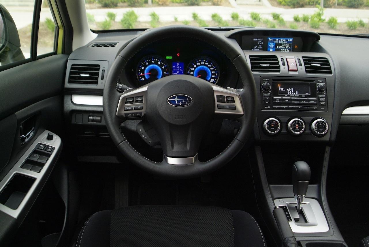 2014 subaru xv crosstrek hybrid review cars photos test drives and reviews canadian auto. Black Bedroom Furniture Sets. Home Design Ideas