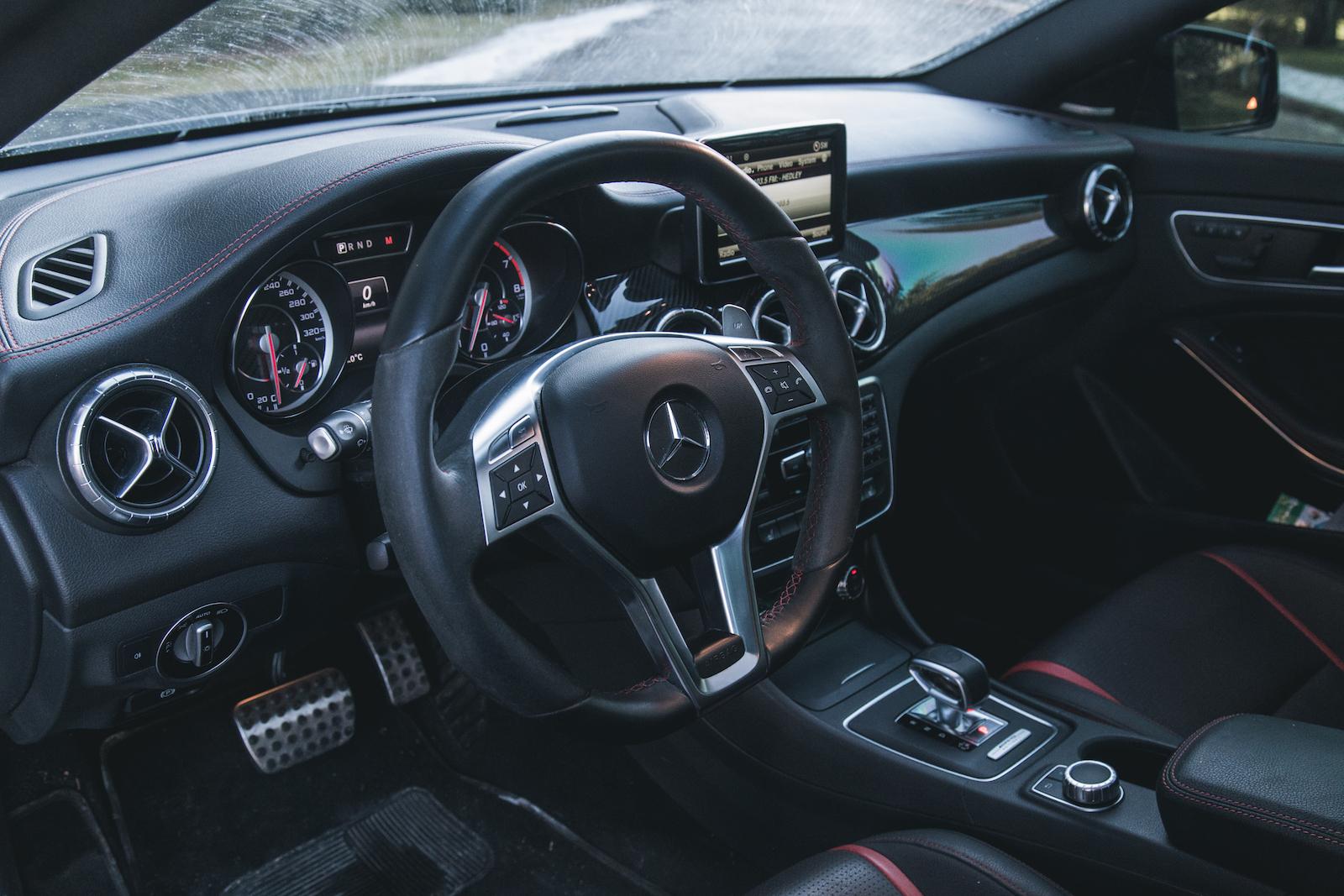 Mercedes Cla 45 Amg Price Canada