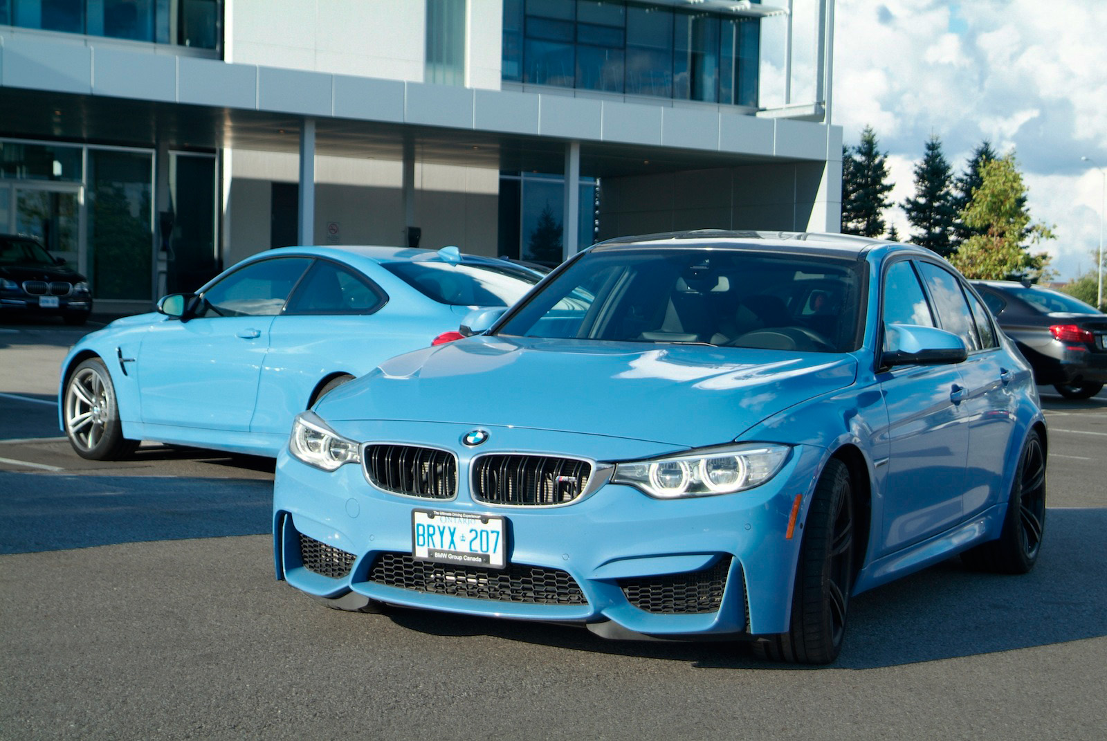 Review BMW M Sedan Canadian Auto Review - 2015 bmw m3 sedan price