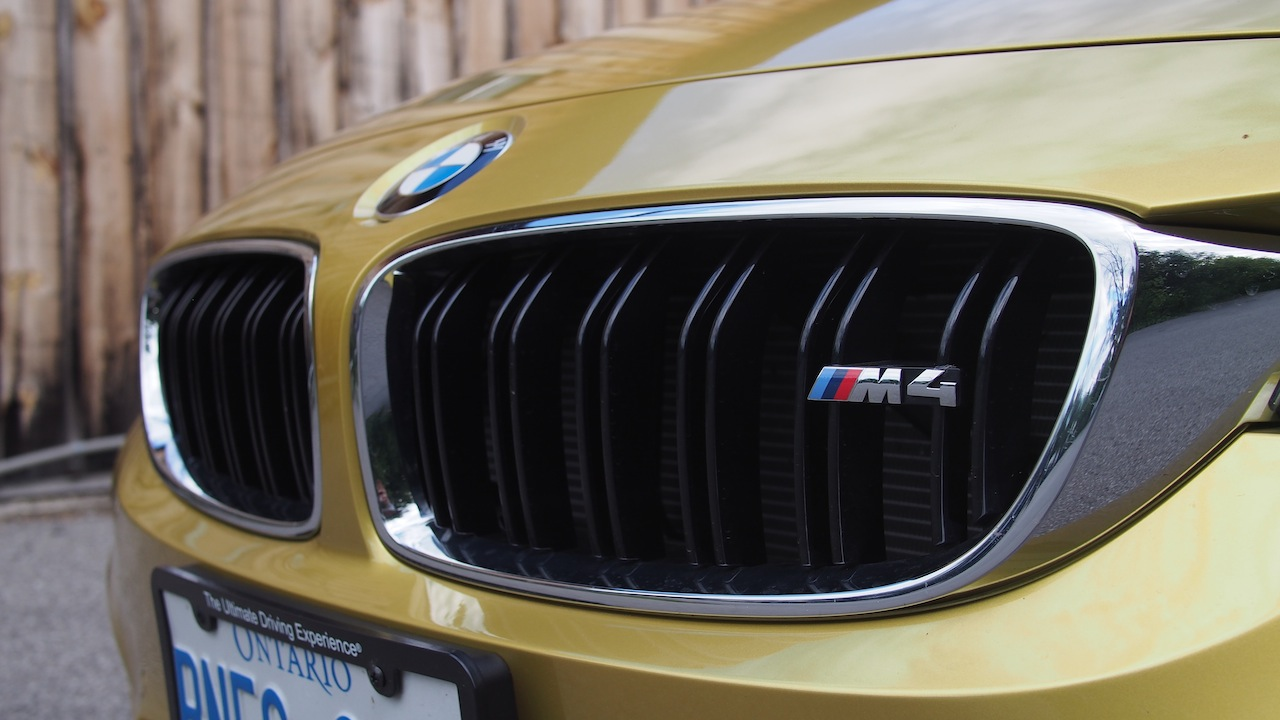 Review 2015 Bmw M4 Coupe Canadian Auto Review