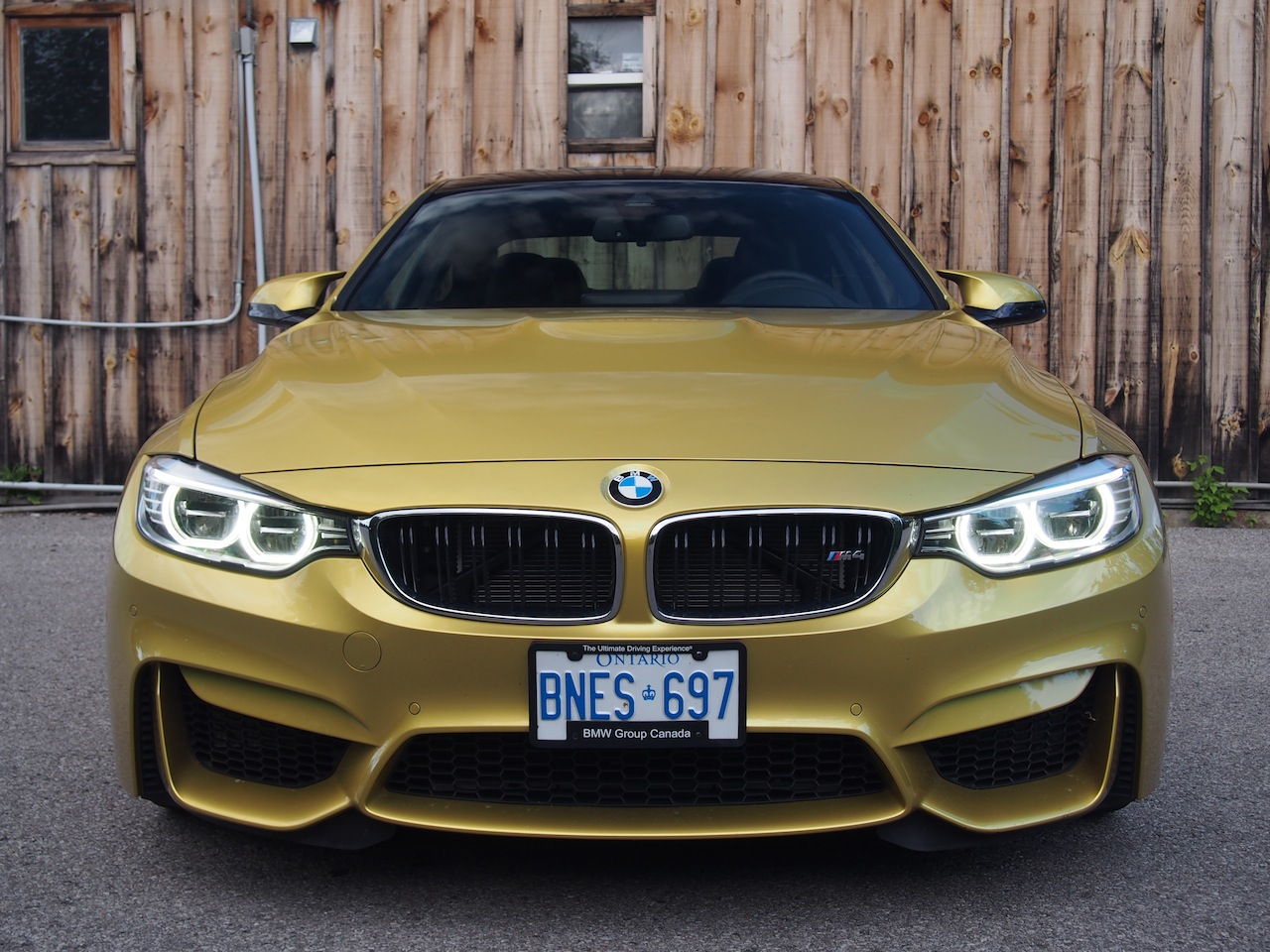 review 2015 bmw m4 coupe canadian auto review. Black Bedroom Furniture Sets. Home Design Ideas