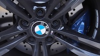 2015 BMW M4 Coupe Austin Yellow 19 inch wheels blue calipers
