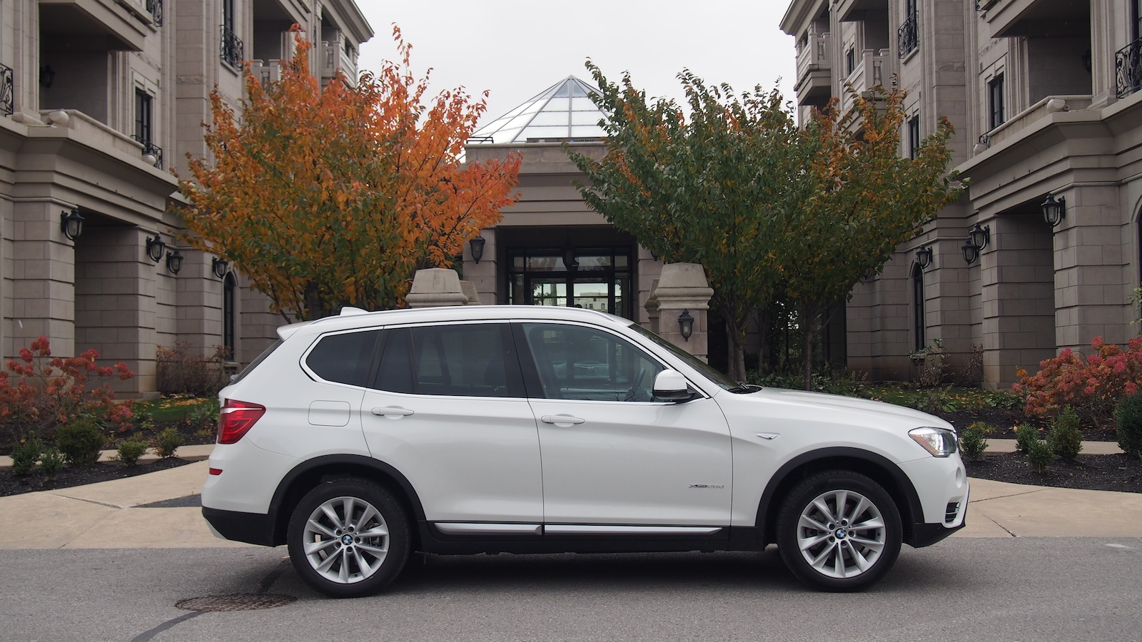 review: 2015 bmw x3 xdrive28d | canadian auto review