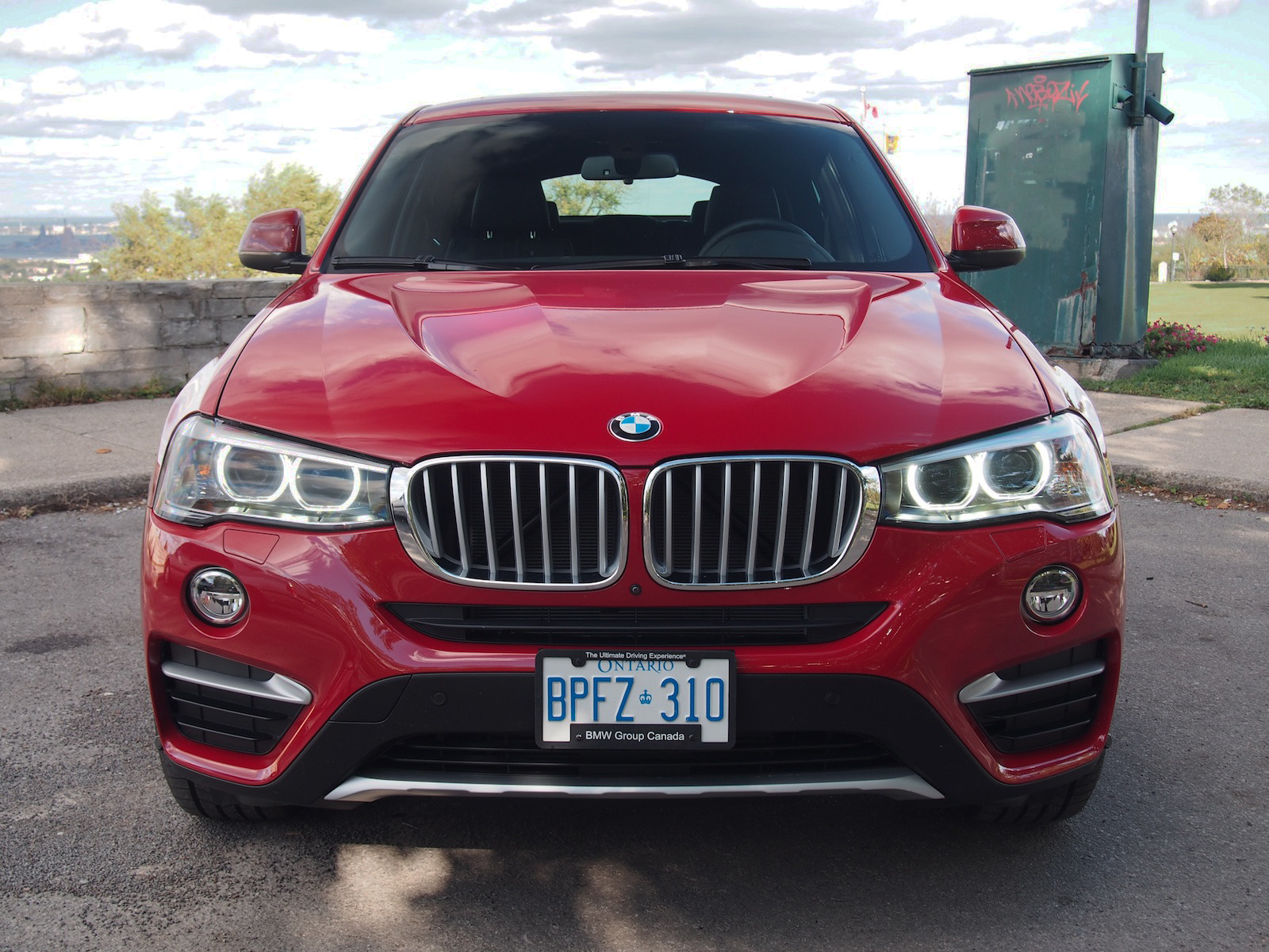 Review 2015 Bmw X4 Xdrive28i Canadian Auto Review
