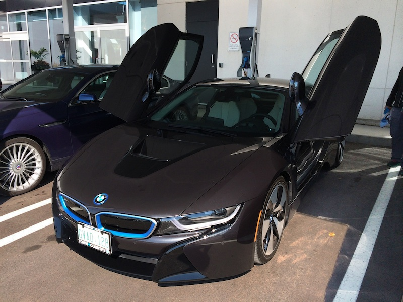 2015 Bmw I8 Quick Look And Facts Cars Photos Test